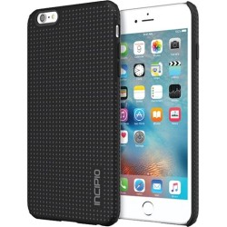 Incipio - IPH-1369-BLK - Incipio Highwire Dual Injected Protective Case for iPhone 6/6s Plus - iPhone 6, iPhone 6S Plus - Black, Charcoal