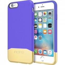 Incipio - IPH-1346-PUGD - Incipio Edge Chrome Hard Shell Slider Case with Chrome Finish for iPhone 6s - iPhone 6S - Purple, Gold - Chrome - Polycarbonate