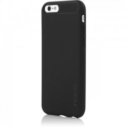 Incipio - IPH-1181-SBLK - Incipio NGP Flexible Impact-Resistant Case for iPhone 6 - iPhone 6 - Solid Black - Smooth, Translucent - Flex2O, Polymer