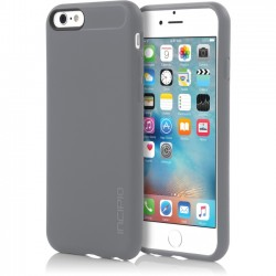 Incipio - IPH-1181-SGRY - Incipio NGP Flexible Impact-Resistant Case for iPhone 6/6s - iPhone 6, iPhone 6S - Gray - translucent - Polymer