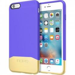 Incipio - IPH-1380-PUGD - Incipio Edge Chrome Hard Shell Slider Case with Chrome Finish for iPhone 6s Plus - iPhone 6S Plus - Purple, Gold - Chrome - Polycarbonate
