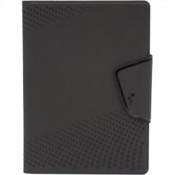 M-Edge - PA3-SKS-F-B - M-Edge Sneak Carrying Case (Flip) for iPad Air, iPad Air 2 - Black