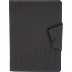 M-Edge - PM4-SKS-F-B - M-Edge Sneak Carrying Case (Flip) for iPad mini 2, The new iPad, iPad with Retina Display - Black