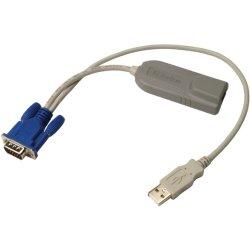 Raritan - P2ZCIM-USB - Raritan Paragon II ZCIM - HD-15, USB, RJ-45