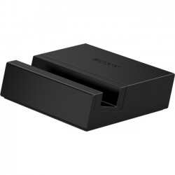 Sony - 1288-8967 - Sony Magnetic Charging Dock DK48 - Docking - Smartphone - Charging Capability - 1 x USB
