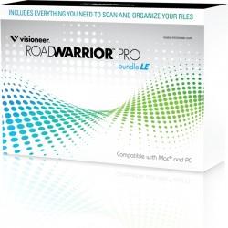 Visioneer - RW-PRO - Xerox RoadWarrior Pro Sheetfed Scanner - 600 dpi Optical - 24-bit Color - 8-bit Grayscale - USB