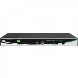 Digi International - 70002407 - Digi ConnectPort LTS 16W Terminal Server - 256 MB - SDRAM - 2 x Network (RJ-45) x USB - 16 x Serial Port - 10/100/1000Base-T - Gigabit Ethernet - Management Port