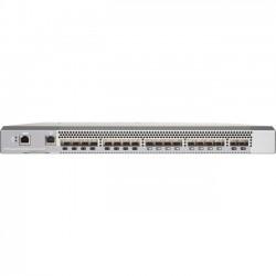 Hewlett Packard (HP) - AG459A#ABA - HP StorageWorks 400 Multi-Protocol Router Power Pack - 18 Ports - Management Port - 16 Slots - Gigabit Ethernet - Power Supply - 1U - Rack-mountable