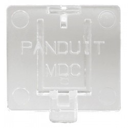 Panduit - MDC-C - Panduit Dust Cap - White - 100