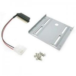 StarTech - BRACKET25 - StarTech.com 2.5in IDE Hard Drive to 3.5in Drive Bay Mounting Kit - Metal