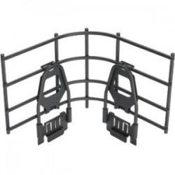 Panduit - WGINTBRC6BL - Panduit Intersection Bend Radius Control - Cable Bend Radius - Black Powder Coat - 1 Pack - Steel