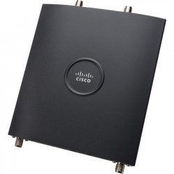 Cisco - AIR-AP1242AGKK9-RF - Cisco Aironet IEEE 802.11a/b/g 108 Mbit/s Wireless Access Point - 4 x Antenna(s) - 460 ft Maximum Indoor Range - 900 ft Maximum Outdoor Range - Wall Mountable, Desktop