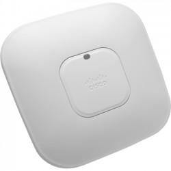 Cisco - AIR-CAP3602IKK9-RF - Cisco Aironet 3602I IEEE 802.11n 450 Mbit/s Wireless Access Point - 1 x Network (RJ-45) - PoE Ports - Desktop