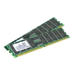AddOn - 500209-061-AM - AddOn AM1333D3DRE/2G x1 HP 500209-061 Compatible Factory Original 2GB DDR3-1333MHz Unbuffered ECC Dual Rank 1.5V 240-pin CL9 UDIMM - 100% compatible and guaranteed to work