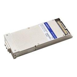 AddOn - 100GCFP2LR410KMA - AddOn CFP2 Module - For Optical Network, Data Networking 1 LC 100GBase-LR4 Network - Optical Fiber Single-mode - 100 Gigabit Ethernet - 100GBase-LR4 - Hot-swappable