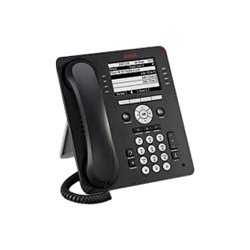 Avaya / Nortel - 700500205 - Avaya-IMBuyback 9408 Standard Phone - Charcoal Gray - Corded - 1 x Phone Line - Speakerphone - Backlight