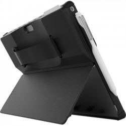 Incipio - PW-220-BLK - Incipio Carrying Case for Tablet - Dust Resistant, Dirt Resistant, Shock Absorbing - Polycarbonate, Thermoplastic Polyurethane (TPU) - Hand Strap