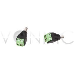 Vonnic - VAK096 - Vonnic VAK096 Power Adaptor Male Socket