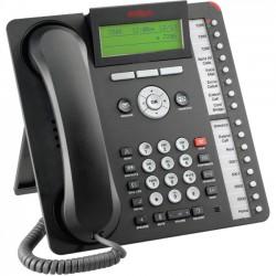 Avaya / Nortel - 700504843 - Avaya One-X 1616-I IP Phone - Cable - Desktop, Wall Mountable - 16 x Total Line - VoIP - Speakerphone - 2 x Network (RJ-45) - PoE Ports