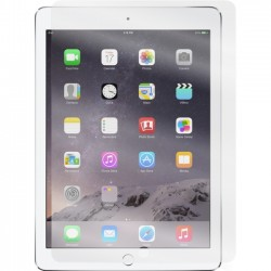 Incipio - CL-500-TG - Incipio Tempered Glass Screen Protector for iPad Air and iPad Air 2 Clear - iPad Air, iPad Air 2