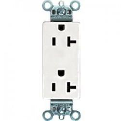 Panduit - ERU20WH-X - Panduit ERU20WH-X Power Socket - 2 x AC - 20 A