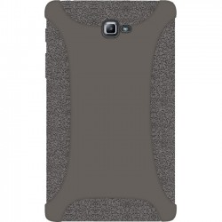Amzer - 98905 - Amzer Silicone Skin Jelly Case - Grey - Tablet - Gray - Silicone, Rubber