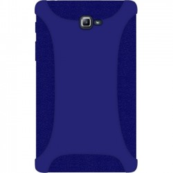 Amzer - 98908 - Amzer Silicone Skin Jelly Case - Blue - Tablet - Blue - Silicone