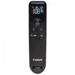 Canon - 1344C003 - Canon PR100-R-Black Wireless Presenter Remote - Wireless - Black - USB 2.0 - Computer