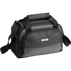 Canon - 1451V097 - Canon SC-A80 Carrying Case for Camcorder, Accessories - Black - Carrying Strap, Shoulder Strap - 6 Height x 8.8 Width x 4 Depth