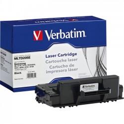Verbatim / Smartdisk - 99370 - Verbatim Remanufactured Laser Toner Cartridge alternative for Samsung MLTD205E - Laser - 10000 Page - 1 Pack
