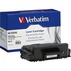 Verbatim / Smartdisk - 99371 - Verbatim Remanufactured Laser Toner Cartridge alternative for Samsung MLTD203L - Laser - 5000 Page - 1 Pack