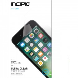 Incipio - CL-556-OG - Incipio PLEX HD High Clarity Screen Protector Clear - LCD iPhone 7
