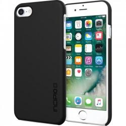 Incipio - IPH-1467-BLK - Incipio Feather Ultra Light Snap-On Case for iPhone 7 - iPhone 7 - Black - Polycarbonate, Ethylene Vinyl Acetate (EVA)