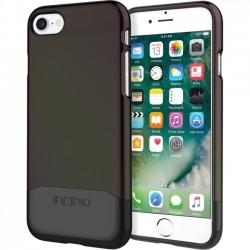 Incipio - IPH-1475-BLK - Incipio Edge Chrome Two Piece Slider Case for iPhone 7 - iPhone 7 - Iridescent Black Oil Slick, Chrome Black - Polycarbonate