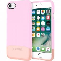 Incipio - IPH-1475-PRG - Incipio Edge Chrome Two Piece Slider Case for iPhone 7 - iPhone 7 - Blush Pink, Rose Gold - Polycarbonate