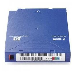 Hewlett Packard (HP) - C7971AL - HP LTO Ultrium 1 Pre-labeled Tape Cartridge - LTO Ultrium LTO-1 - 100GB (Native) / 200GB (Compressed)