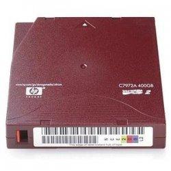 Hewlett Packard (HP) - C7972AL - HP Ultrium 400GB Prelabeled Data Cartridge - LTO Ultrium LTO-2 - 200GB (Native) / 400GB (Compressed)
