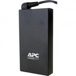 APC / Schneider Electric - NP19V65W-LN3TIPS - APC Universal Slim AC Adapter for LENOVO Notebook Computers 65W 19V - 3 interchangeable locking tips - 65 W Output Power - 19 V DC Output Voltage