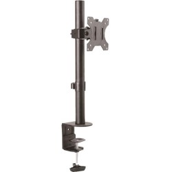 StarTech - ARMPIVOTV2 - StarTech.com Monitor Desk Mount - Heavy Duty Steel Monitor Mount - For VESA Mount Monitors up to 32in (17.6 lb. / 8 kg) - 32 Screen Support - 17.60 lb Load Capacity - Black