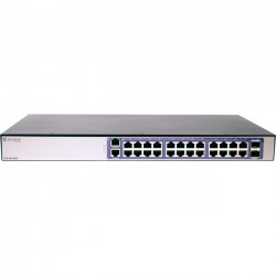 Extreme Networks - 16568 - Extreme Networks 210-24t-GE2 Ethernet Switch - 24 x Gigabit Ethernet Network, 2 x Gigabit Ethernet Expansion Slot - Manageable - Optical Fiber, Twisted Pair - Modular - 3 Layer Supported - Lifetime Limited Warranty