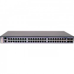 Extreme Networks - 16570 - Extreme Networks 210-48t-GE4 Ethernet Switch - 48 x Gigabit Ethernet Network, 4 x Gigabit Ethernet Expansion Slot - Manageable - Optical Fiber, Twisted Pair - Modular - 3 Layer Supported - Lifetime Limited Warranty