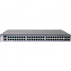 Extreme Networks - 16571 - Extreme Networks 210-48p-GE4 Ethernet Switch - 48 x Gigabit Ethernet Network, 4 x Gigabit Ethernet Expansion Slot - Manageable - Optical Fiber, Twisted Pair - Modular - 3 Layer Supported - Lifetime Limited Warranty