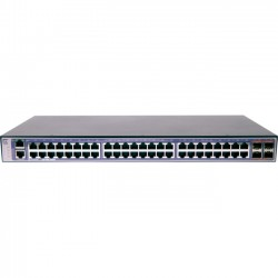 Extreme Networks - 16565 - Extreme Networks 220-48p-10GE4 Layer 3 Switch - 48 x Gigabit Ethernet Network, 4 x 10 Gigabit Ethernet Expansion Slot - Manageable - Optical Fiber, Twisted Pair - Modular - 3 Layer Supported - Lifetime Limited Warranty