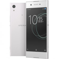 "Sony - 1307-4955 - Sony Mobile Xperia XA1 G3123 32 GB Smartphone - 4G - 5"" LCD 1280 x 720 HD Touchscreen - MediaTek) Octa-core (8 Core) 2.30 GHz - 3 GB RAM - 23 Megapixel Rear - Android 7.0 Nougat - SIM-free - White - Bar - 1 SIM Support - 2300 mAh"
