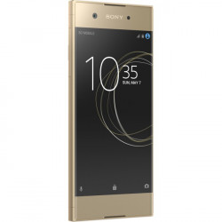 "Sony - 1307-4958 - Sony Mobile Xperia XA1 G3123 32 GB Smartphone - 4G - 5"" LCD 1280 x 720 HD Touchscreen - MediaTek Octa-core (8 Core) 2.30 GHz - 3 GB RAM - 23 Megapixel Rear - Android 7.0 Nougat - SIM-free - Gold - Bar - 1 SIM Support - 2300 mAh Battery"