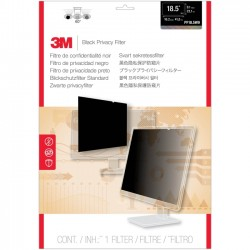 3M - PF18.5W9 - 3M PF18.5W9 Privacy Filter for Widescreen Desktop LCD Monitor 18.5 - For 18.5Monitor