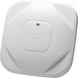 Cisco - AIR-SAP1602EBK9-RF - Cisco Aironet 1602E IEEE 802.11n 300 Mbit/s Wireless Access Point - 5 GHz, 2.40 GHz - MIMO Technology - 1 x Network (RJ-45) - Wall Mountable, Desktop, Ceiling Mountable