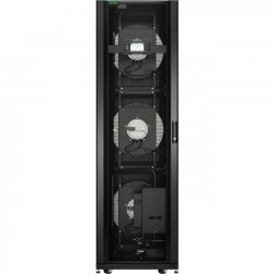 APC / Schneider Electric - ACRC600 - APC by Schneider Electric InRow RC, 600mm, Chilled Water, 200-240V, 50/60Hz - 6000 CFM - Rack-mountable - Black - IT - Black - Liquid Cooler - 42U - 240 V AC