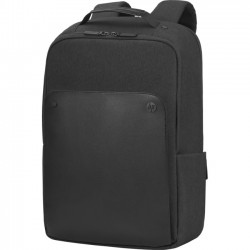 Hewlett Packard (HP) - 1KM17UT - HP Executive Carrying Case (Backpack) for 17.3 Notebook - Midnight - Shoulder Strap