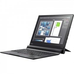 "Lenovo - 20JB0029US - Lenovo ThinkPad X1 Tablet 20JB0029US 12"" Touchscreen LCD 2 in 1 Notebook - Intel Core i7 (7th Gen) i7-7Y75 Dual-core (2 Core) 1.30 GHz - 16 GB LPDDR3 - 256 GB SSD - Windows 10 Pro 64-bit (English) - 2160 x 1440 - In-plane Switching"